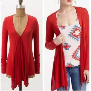 Like New Anthropologie Guinevere Snapshot Cardigan